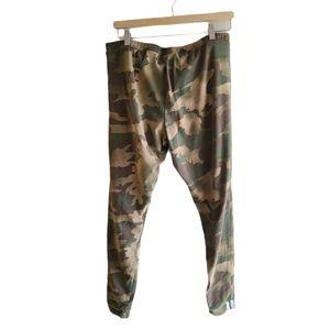 Adidas camo jogger sweat leggings
